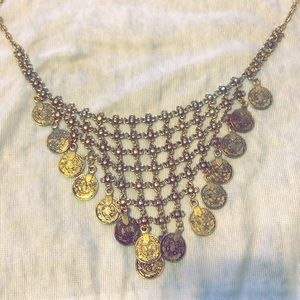 Jewelry - Authentic afghan gold chain necklace